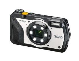 リコー RICOH G900 コンパクトデジタルカメラ [防水+防塵+耐衝撃][G900]