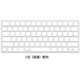 MOSHI モシ Magic Keyboard 英語配列用 Clearguard MK (US) mo-cld-mku
