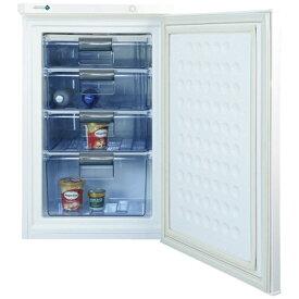 ノーフロスト NORFROST 《基本設置料金セット》FFU85R 冷凍庫 ホワイト [1ドア /右開きタイプ /86L][FFU85R]