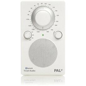 Tivoli Audio チボリオーディオ PALBT1456JP ブルートゥース スピーカー PAL BT [Bluetooth対応 /防滴][PALBT1456JP]