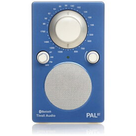 Tivoli Audio チボリオーディオ PALBT1772JP ブルートゥース スピーカー PAL BT [Bluetooth対応 /防滴][PALBT1772JP]