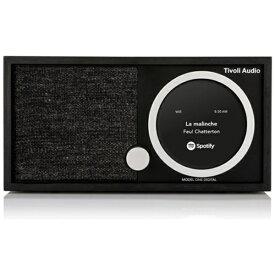 Tivoli Audio チボリオーディオ WiFiスピーカー ブラック/ブラック MOD1749JP [Bluetooth対応 /Wi-Fi対応][MOD1749JP]