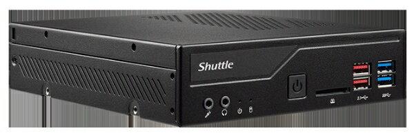 シャトル(SHUTTLE) ベアボーンキット Intel H370搭載 DH370