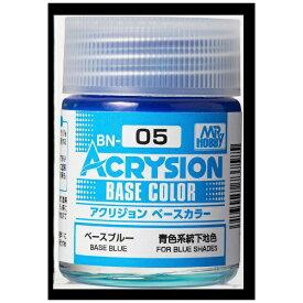 GSIクレオス GSI Creos アクリジョン ベースカラー ベースブルー