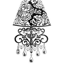 東洋ケース TOYOCASE Wall Lamp Sticker Gothic