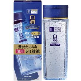 ロート製薬 ROHTO 肌研(肌ラボ) 白潤プレミアム 薬用ジュレ状美白美容液〔オールインワン〕