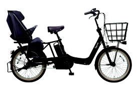 パナソニック Panasonic 【ビックカメラグループオリジナル】20型 電動アシスト自転車 ギュット・アニーズ・DX(マットダークブラウン/内装3段変速)BE-ELAD03T【2019年モデル・ビックカメラオリジナルカラー】【組立商品につき返品不可】【b_pup】【point_rb】 【代