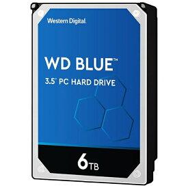 WESTERN DIGITAL ウェスタン デジタル WD60EZAZRT 内蔵HDD [3.5インチ /6TB]【バルク品】 [WD60EZAZRT]