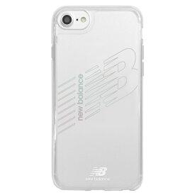 エムディーシー MDC New Balance [TPU+PCケース/クリア] iPhone8 md-74255-1
