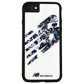 エムディーシー MDC New Balance [デザインケース/NorthSea] iPhone8 md-74256-2