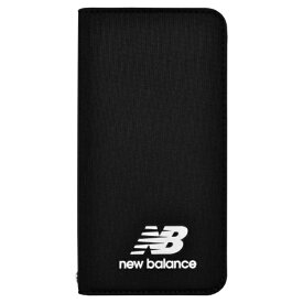 エムディーシー MDC New Balance [手帳ケース/ブラック] iPhone8 md-74257-1