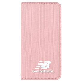 51a86491e0 エムディーシー MDC New Balance [手帳ケース/ピンク] iPhone8 md-74257-