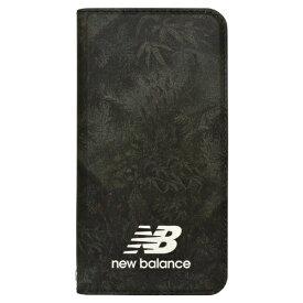 エムディーシー MDC New Balance [デザイン手帳ケース/Tropical] iPhone8 md-74258-1