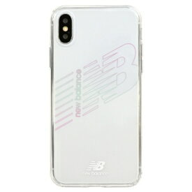 エムディーシー MDC New Balance [TPU+PC ケース/クリア] iPhoneXS/X md-74260-1