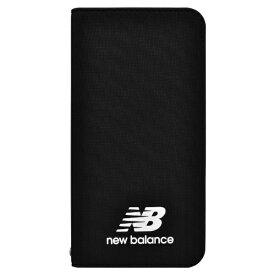 エムディーシー MDC New Balance [手帳ケース/ブラック] iPhoneXS/X md-74261-1