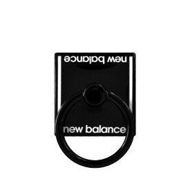 エムディーシー MDC New Balance [スマホリング/ベーシック/ブラック] md-74264-1