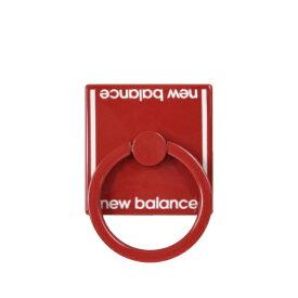 エムディーシー MDC New Balance [スマホリング/ベーシック/レッド] md-74264-3