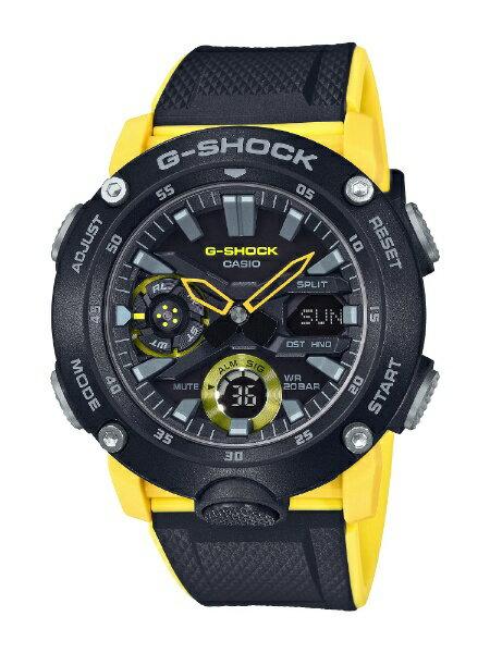 カシオ CASIO G-SHOCK(Gショック) GA-2000-1A9JF