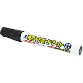 シンワ測定 Shinwa Rules シンワ測定 ホワイトボードマーカー中字丸芯黒 A764-78503