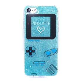 エムディーシー MDC iPhone8/7PINK-latte [ゲーム/ブルー] md-74232BLU