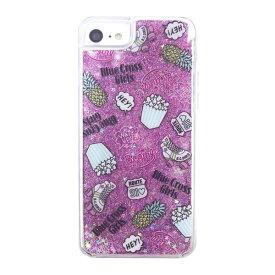 エムディーシー MDC iPhone8/7BLUE CROSS girls [ロゴモチーフ] md-74127