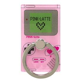エムディーシー MDC スマホリング / PINK-latte ゲーム md-74218
