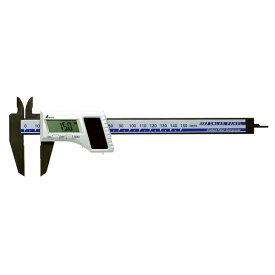 シンワ測定 Shinwa Rules シンワ測定 デジタルノギス 150mm ソーラーパネル A764-19981
