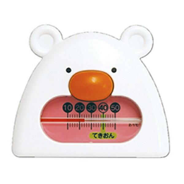 シンワ測定 シンワ測定 風呂用温度計 B-9 くまさん A764-73052