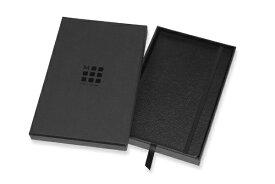 MOLESKINE モレスキン 限定版 レザーノートブック箱入り Largeルールド(横罫)ブラック