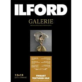 イルフォード ILFORD イルフォードギャラリーファインアート テクスチャードシルク 270g/m2( 127x178 50)ILFORD GALERIE FineArt Textured Silk 432602[432602GFAST]【wtcomo】