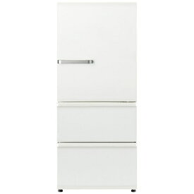 AQUA アクア 《基本設置料金セット》【ビックグループオリジナル】冷蔵庫 アンティークホワイト AQR-SV27HBK-W [3ドア /右開きタイプ /272L][冷蔵庫 大型 AQRSV27HBK_W 省エネ家電]