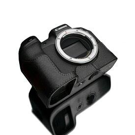 GARIZ ゲリズ GARIZ ゲリズ キヤノンEOS R用本革カメラハーフケース XS-CHEOSRBK ブラック XS-CHEOSRBK ブラック