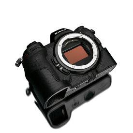 GARIZ ゲリズ GARIZ ゲリズ ニコンZ6/Z7用本革カメラハーフケース XS-CHZ6/7BK ブラック XS-CHZ6/7BK ブラック