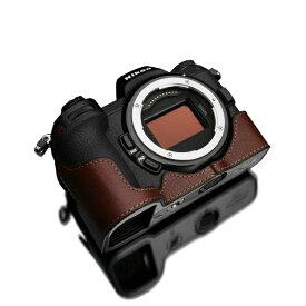 GARIZ ゲリズ GARIZ ゲリズ ニコンZ6/Z7用本革カメラハーフケース XS-CHZ6/7BR ブラウン XS-CHZ6/7BR ブラウン