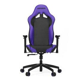 VERTAGEAR ベルタギア VG-SL2000_BP ゲーミングチェア Racing Series SL2000 Gaming Chair ブラック&パープル[VGSL2000BP]