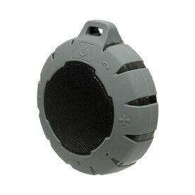 OWLTECH オウルテック ブルートゥース スピーカー OWL-BTSPWP01-GY グレー [Bluetooth対応 /防水][OWLBTSPWP01GY]