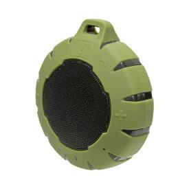 OWLTECH オウルテック ブルートゥース スピーカー OWL-BTSPWP01-KH カーキ [Bluetooth対応 /防水][OWLBTSPWP01KH]