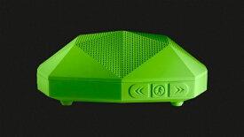 OUTDOOR TECH アウトドアテック OT1800G ブルートゥース スピーカー TURTLE SHELL 2.0 ネオングリーン [Bluetooth対応 /防水][OT1800G]