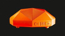 OUTDOOR TECH アウトドアテック ブルートゥース スピーカー TURTLE SHELL 2.0 オレンジ OT1800O [Bluetooth対応][OT1800O]