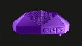 OUTDOOR TECH アウトドアテック OT1800P ブルートゥース スピーカー TURTLE SHELL 2.0 パープル [Bluetooth対応 /防水][OT1800P]