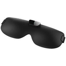 ウェザリージャパン株式会社 いびきケアデバイス 「Snore Circle(スノアサークル)スマートアイマスク」 SC-04w ブラック