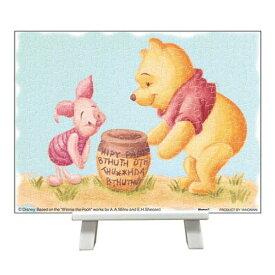 やのまん YANOMAN ジグソーパズル プチパリエ 2301-12 くまのプーさん おいしいハチミツ