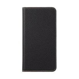 CASEPLAY ケースプレイ iPhoneXS German Shrunken Calf Black×Light Gray CP-AP-IPXS-5640 Black×Light Gray