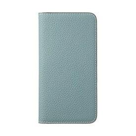 CASEPLAY ケースプレイ iPhoneXSMax German Shrunken Calf Light Blue CP-AP-IPMX-5824 Light Blue