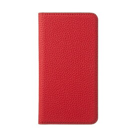 CASEPLAY ケースプレイ iPhoneXSMax German Shrunken Calf Red CP-AP-IPMX-5879 Red