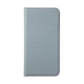 CASEPLAY ケースプレイ iPhoneXSMax German Shrunken Calf Light Blue×Light Gray CP-AP-IPMX-5916 Light Blue×Light Gray