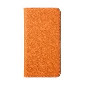 CASEPLAY ケースプレイ iPhoneXR German Shrunken Calf Orange CP-AP-IPXR-5671 Orange