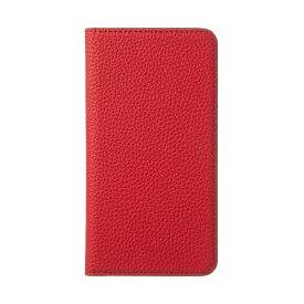 CASEPLAY ケースプレイ iPhoneXR German Shrunken Calf Red CP-AP-IPXR-5718 Red
