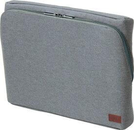 ソニック sonic ユートリムスマスタワイドA4立つバッグインバッググレー[UT1905GL]