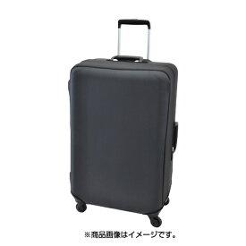 TTC ジッパースーツケースカバー M ブラック TLG003-BK ブラック